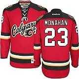 NHL Eishockey Trikot Calgary Flames Sean Monahan rot Jersey Premier (S)