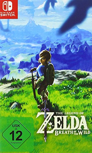 The Legend of Zelda: Breath of the Wild [Nintendo Switch]
