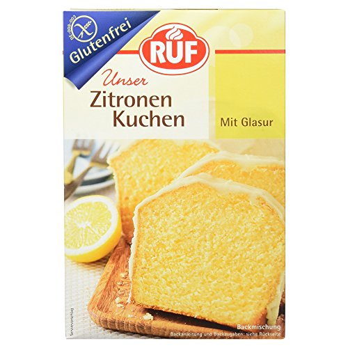RUF Zitronen Kuchen glutenfrei, 530 g