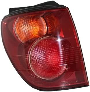 Genuine Lexus Parts 81560-48010 Lexus RX300 Driver Side Replacement Tail Light Assembly