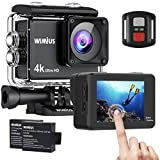 WiMiUS 4K WiFi Sports Action Camera Ultra HD Waterproof DV Camcorder 16MP Underwater 170 Degree Wide Angle