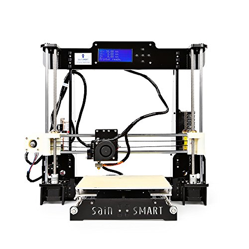 SainSmart x Anet A8 Prusa i3 3D Printer w/ Heatbed, Free TPU Filament