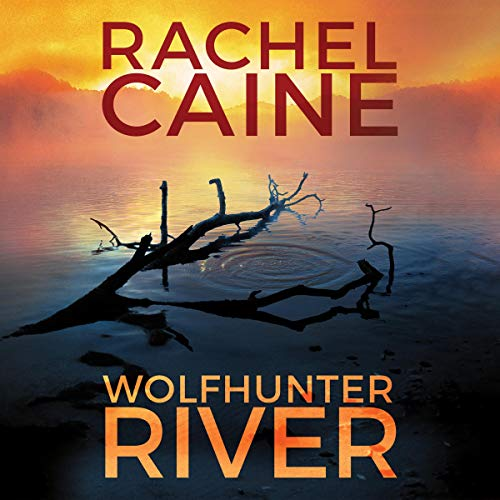 Wolfhunter River audiobook cover art