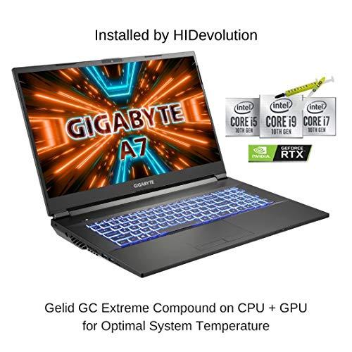 HIDevolution Gigabyte A7 K1-BUS1130SH, 17.3