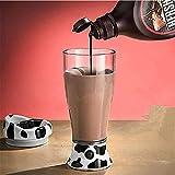 Simxen Skinny Self Stirring Mug Cold Coffee Shake Maker Tea & Coffee Mug