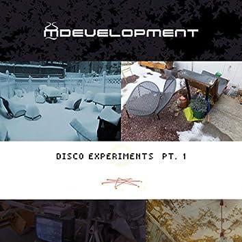 Disco Experiments Pt. 1