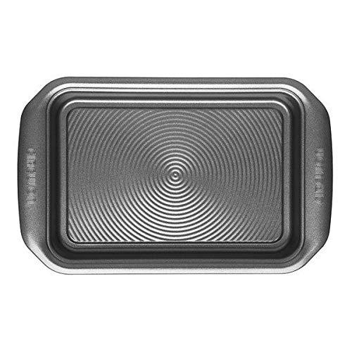 Circulon Small Bandeja para horno, acero al carbono, negro