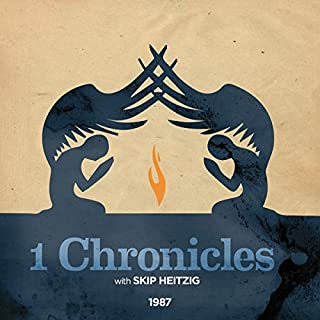 13 I Chronicles - 1987 audiobook cover art