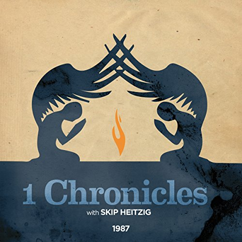13 I Chronicles - 1987 cover art