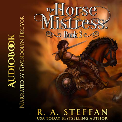 The Horse Mistress: Book 3 audiobook cover art