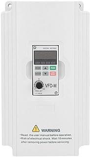 wosume Inversor, inversor trifásico de 380 V Voltaje de salida PAM Variable Frecuencia Accionamiento Inversor AC Motor Drive(0.75KW)