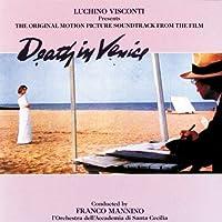 Luchino Visconti Presents The Original Motion Picture Soundtrack From The Film Death In Venice