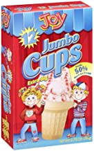 Joy Cone Jumbo Cups, 12 ct