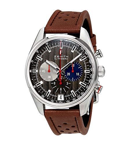 Zenith El Primero 36'000 VPH Chronograph Automatic Mens Watch 03.2046.400/25.C771