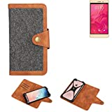 K-S-Trade® Handy-Hülle Für Bluboo Maya Schutz-Hülle