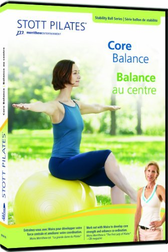 STOTT PILATES Core Balance (English/French) by STOTT PILATES