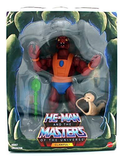 N\A Masters of The Universe Club Grayskull Action-Figur Clawful von Mattel
