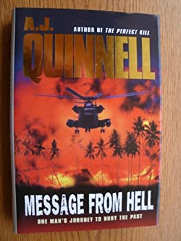 Hardcover Message from Hell Book