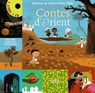 Contes d'Orient + CD Audio