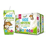 Orgain Organic Kids Protein Nutritional Shake, Vanilla - Great for Breakfast & Snacks, 21 Vitamins &...