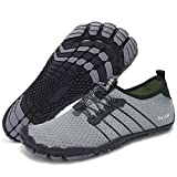 Racqua Diving Water Shoes Quick Dry Barefoot Beach Aqua Sport...
