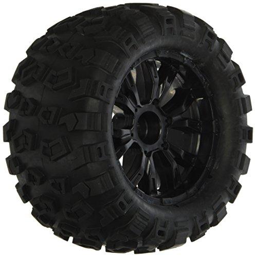 TEAM LOSI Rad und Reifen montiert (2): Ten MT