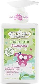 Jack N' Jill Sweetness Bubble Bath 300 ml , 300 milliliters