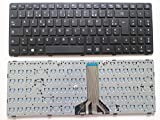 AZERTY Français Clavier pour Lenovo IdeaPad 100-15IBD B50-20