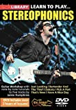 The Stereophonics - Learn To Play The Stereophonics [Reino Unido] [DVD]