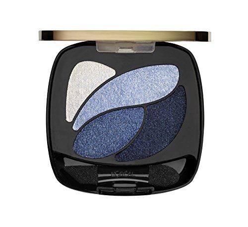 L'Oréal Paris Color Riche Les Ombres Bleu Marinière E8 - sombras de...