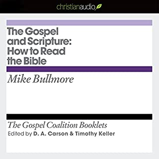 The Gospel and Scripture cover art