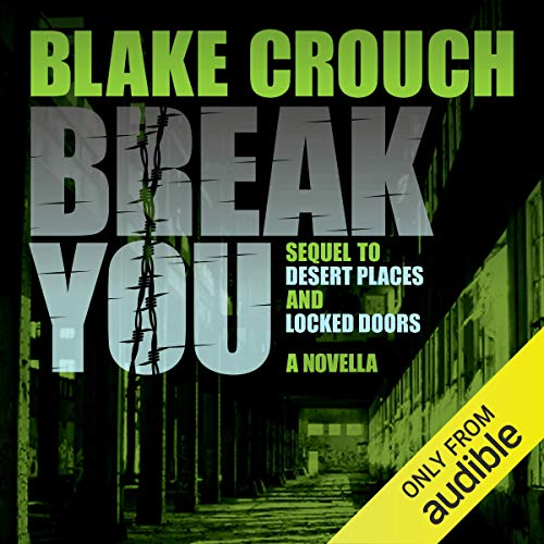 Break You Audiobook By Blake Crouch cover art