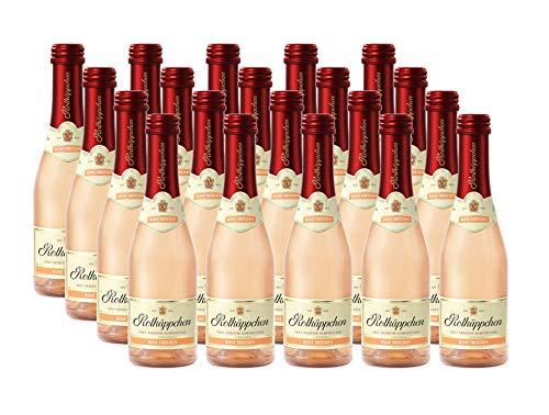 Rotkäppchen Sekt - Rosé Trocken - 24 x 0,2 Liter
