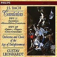 Bach: Cantatas Bwv11 & 249