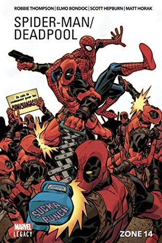 Spider-Man / Deadpool Tome 2
