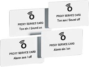 Kaartsets voor het instellen van de Master/Slave Proxy 125 kHz - sloten