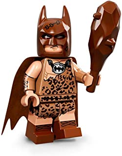 LEGO Series BATMAN MOVIE Collectible Minifigures -Clan of the Cave Batman (71017)