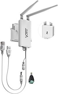 VONETS VAP11S 2.4 G Industrial Ethernet WiFi Bridge Repetidor inalámbrico WiFi Hotspot Extender Router WiFi Amplificador d...