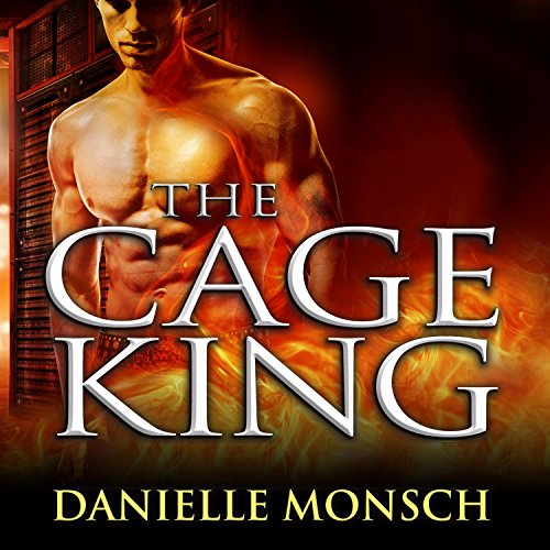 The Cage King audiobook cover art