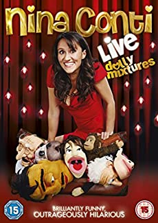 Nina Conti - Live - Dolly Mixtures