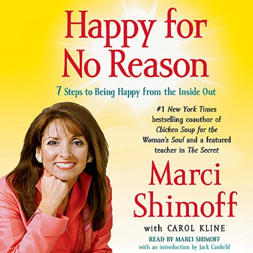 Happy for No Reason audiobook cover art