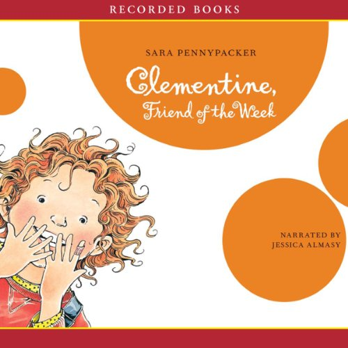 Clementine, Friend of the Week audiobook cover art
