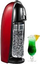 HENGGE Soda Carbonateur d'eau sans cylindre de CO2 rouge pétillant machine à eau