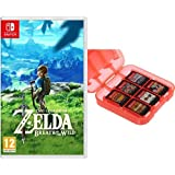 The Legend Of Zelda: Breath Of The Wild + Funda para...