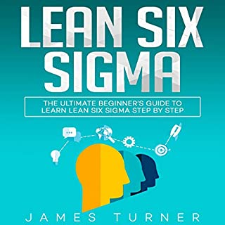 Lean Six Sigma cover art