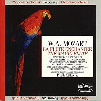 Mozart : La flûte enchantée, opéra en 2 actes, K. 620
