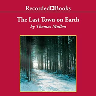 Last Town on Earth audiobook cover art