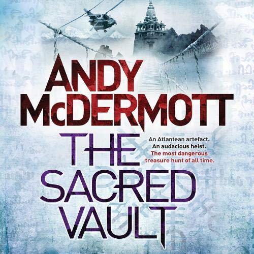 Couverture de The Sacred Vault