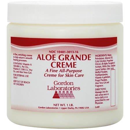 Gordon Laboratories Skin Care Aloe Alternative dealer Vera Face Relief Store - Cream