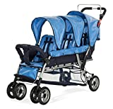 Best For The Price - Child Craft Multi-Child Sports Triple Stroller Review